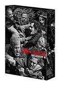 『サンズオブアナーキー』DVDコレクターズBOXシーズン6