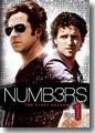 <DVD-BOX>『NUMB3RS 天才数学者の事件ファイル ファイナル・シーズン コンプリートDVD-BOXPart1』