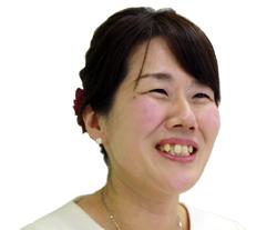 安部 智子さん
