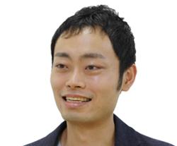 笠井 拓さん