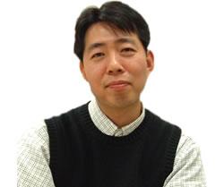 吉田晋治さん